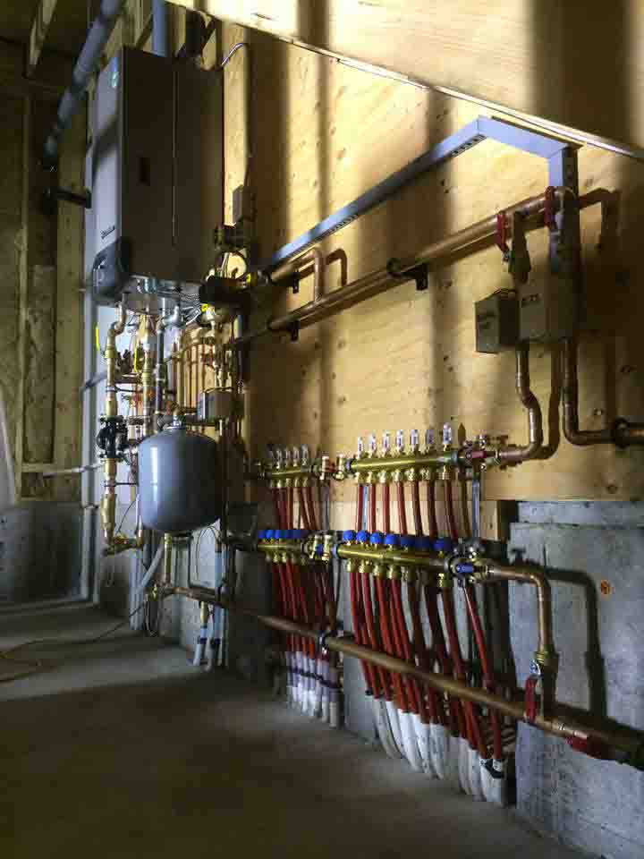 Electric Boiler   R4 Mechanical & Consulting, Campbell River